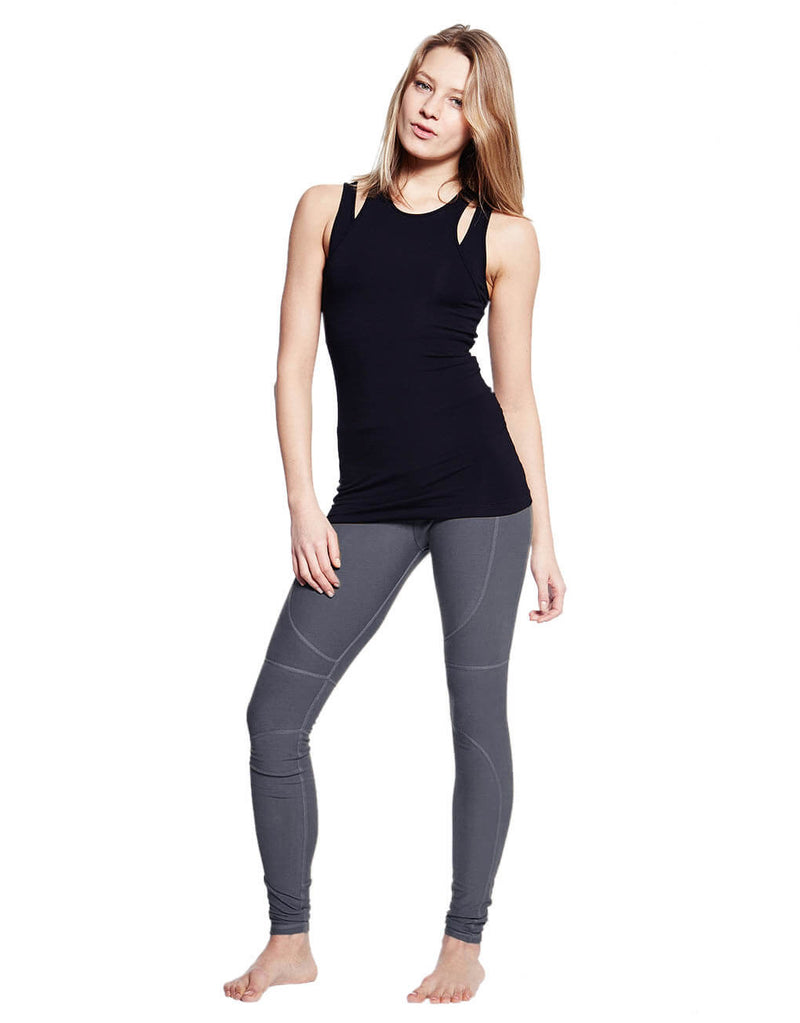 Duo Deep Well Bamboo Tank