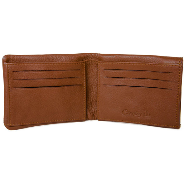 BIFOLD WALLET WITH COIN POUCH - ClayleyAU