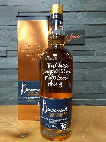 Benromach 10 70cl