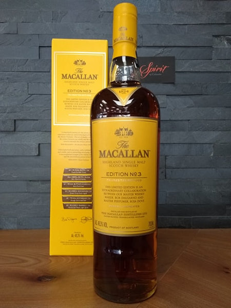 Macallan Edition No. 3 70cl