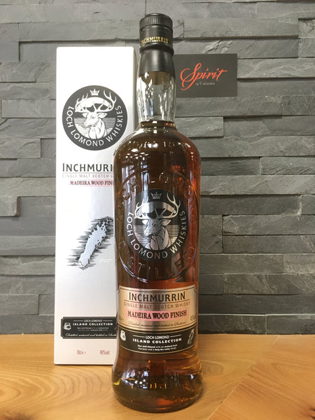Inchmurrin Madeira Wood Finish 70cl