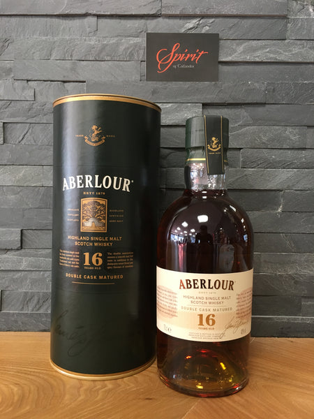 Aberlour 16 Year Old Double Cask 70cl