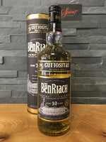 Benriach Curiositas Peated 10 Year Old 70cl