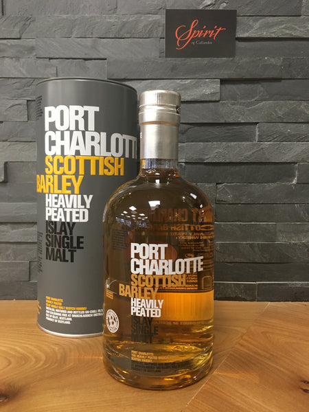 Bruichladdich Port Charlotte Scottish Barley 70cl