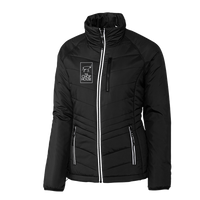 Cutter and Buck Ladies' Barlow Pass Jacket - Black