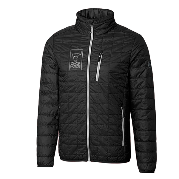 Cutter and Buck Men's Rainier Jacket - Black