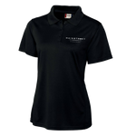 Mainstreet Ventures Ladies Polo - Black
