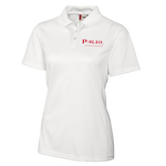 Palio Ladies Polo - White