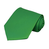 Irish Green Neck Tie (Midland Only)