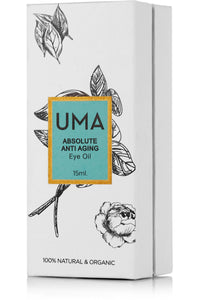 UMA OILS Absolute Anti-ageing Eye Oil 0.5fl oz