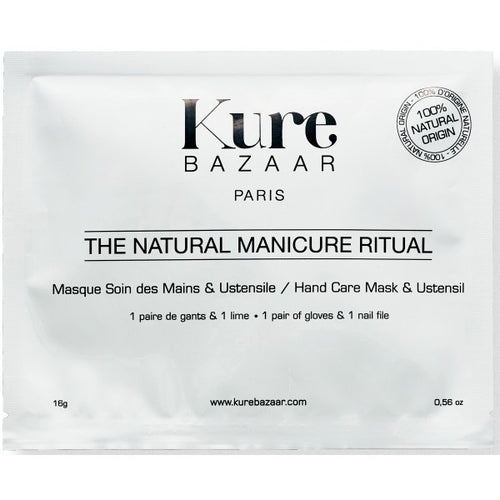 KURE BAZAAR The Natural Manicure Ritual