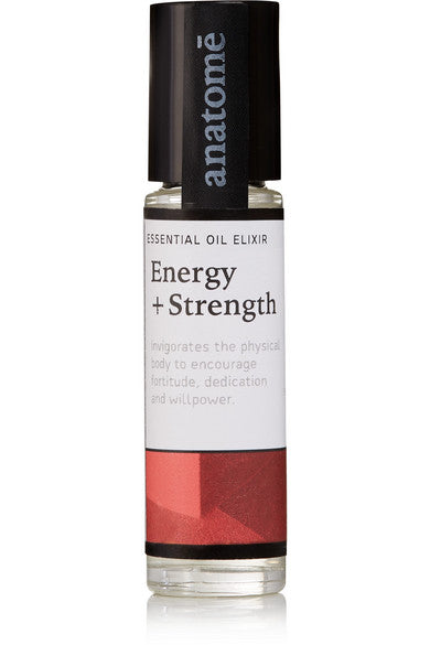 ANATOME Essential Oil Elixir - Energy + Strength 10ml