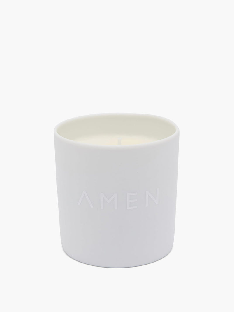 AMEN CANDLES GINGER SCENTED CANDLE CHAKRA 03 200g