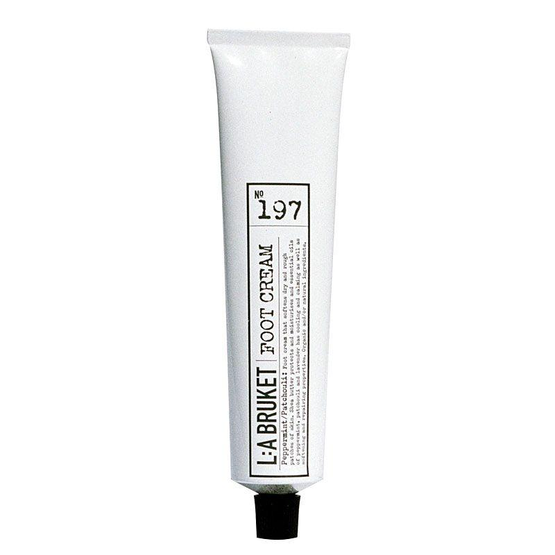 L:A BRUKET No.197 Foot Cream  70ml
