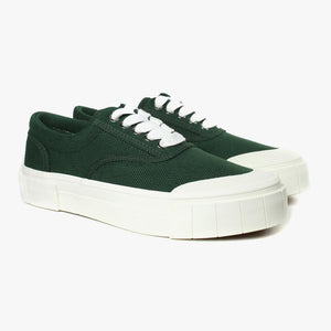 GOOD NEWS Organic Cotton Sneakers in Green