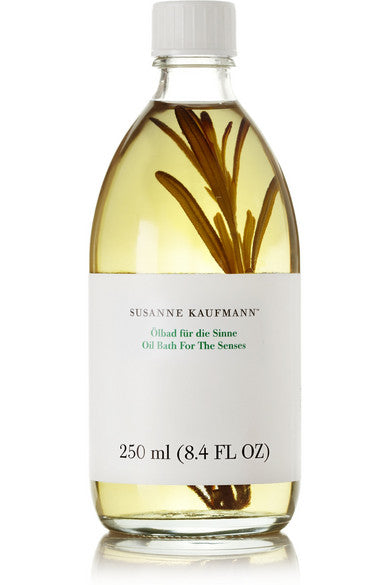 SUSANNE KAUFMANN Bath Oil For The Senses 250ml - STIL Lifestyle