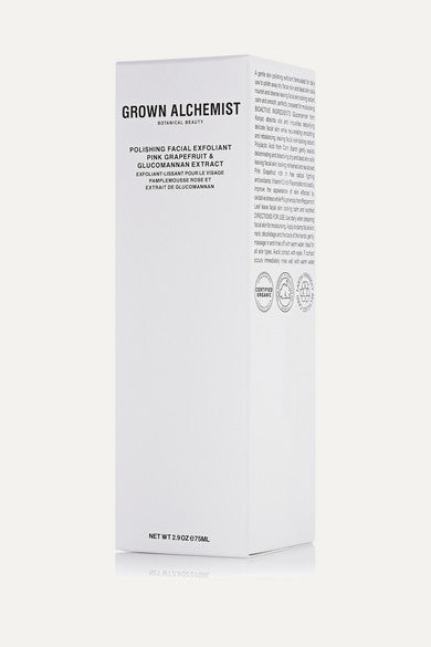 GROWN ALCHEMIST Polishing Facial Exfoliant 75ml