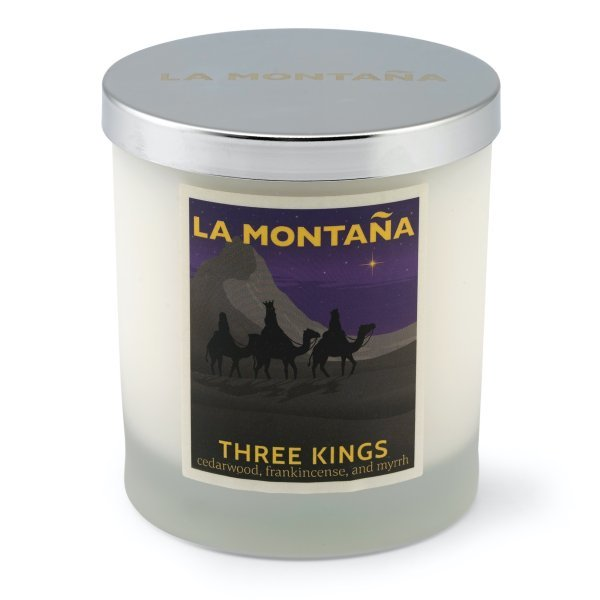 LA MONTANA THREE KINGS Scented Candle 220g Sold Out