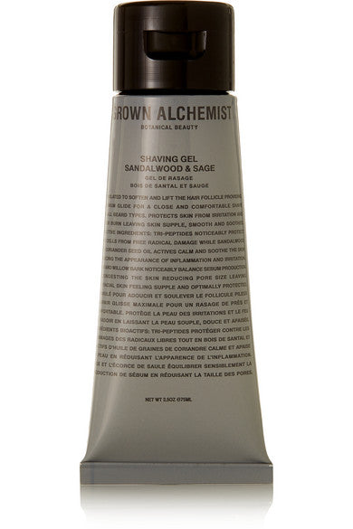 GROWN ALCHEMIST Shaving Gel 75ml Sold Out - STIL Lifestyle