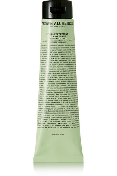 GROWN ALCHEMIST Purifying Body Exfoliant 170ml - STIL Lifestyle