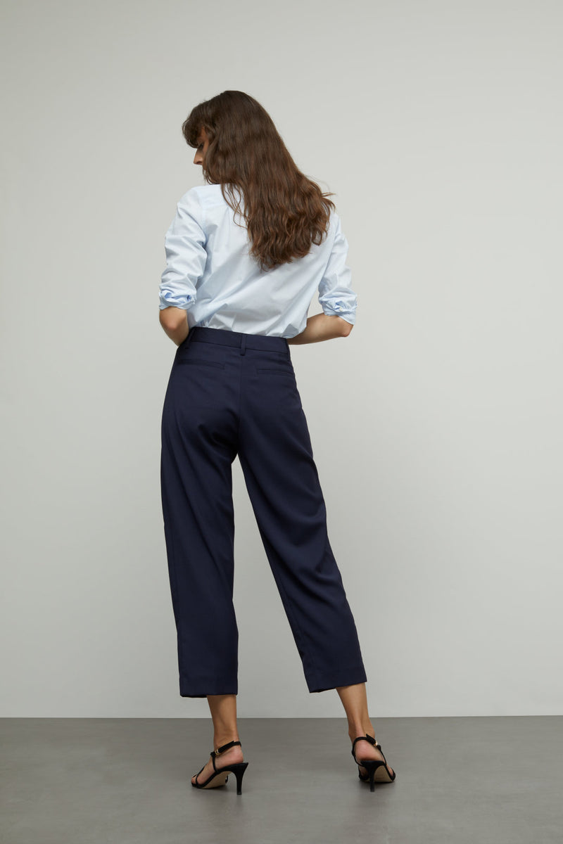 CLOSED Ludwig Cloth Wool-blend Pants