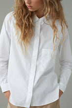 CLOSED Organic Poplin Blouse