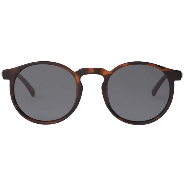 LE SPECS Teen Spirit Deux Polarized in Matte Tort
