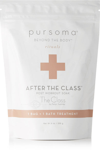 PURSOMA After The Class Bath Soak 225g - STIL Lifestyle
