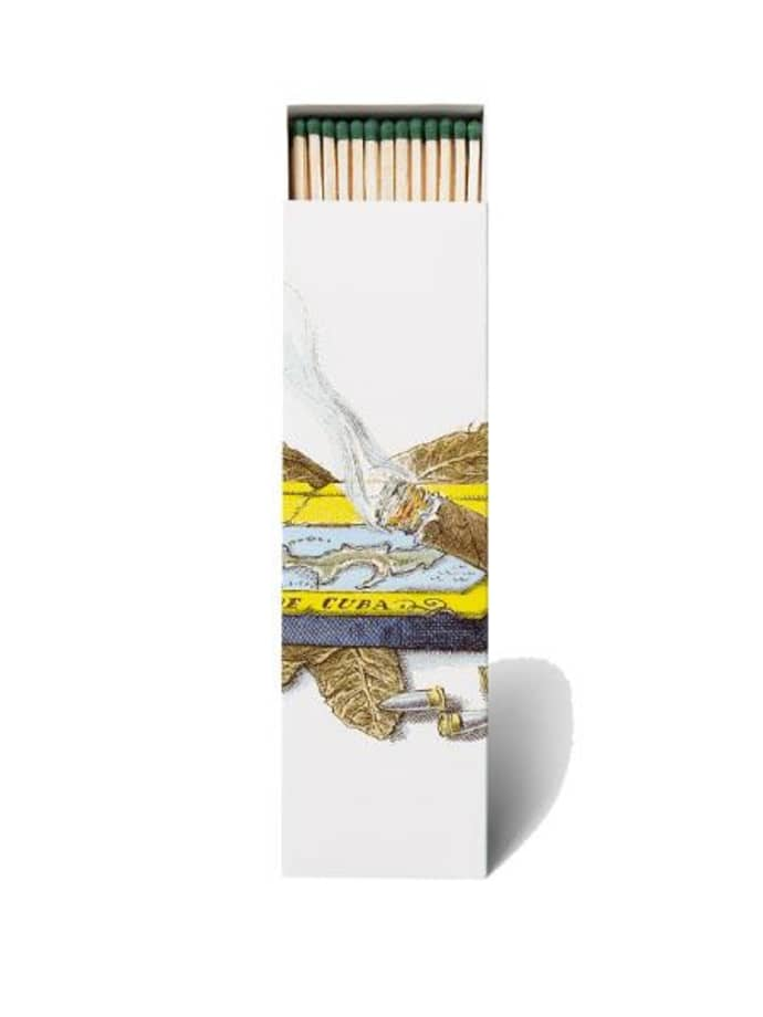 CIRE TRUDON Ernesto Scented Matches Sold Out - STIL Lifestyle