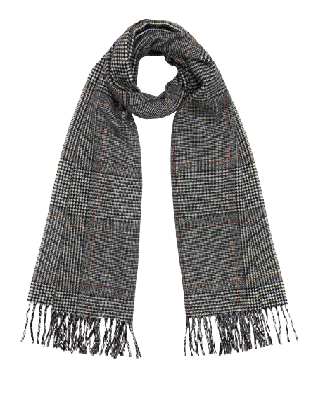 FALIERO SARTI Big Elektra Scarf in Grey
