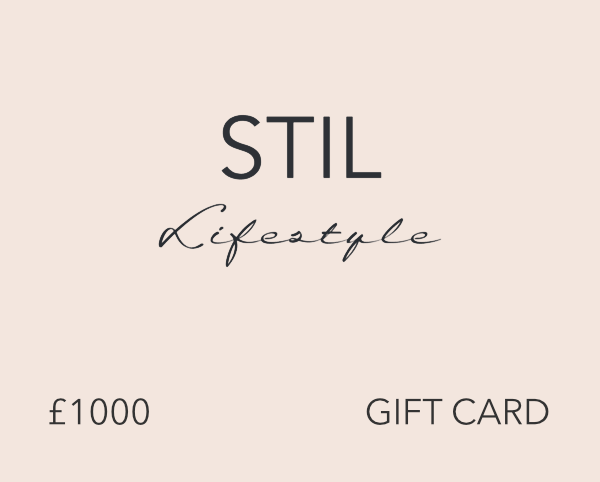 £1000 STIL Lifestyle Gift Card