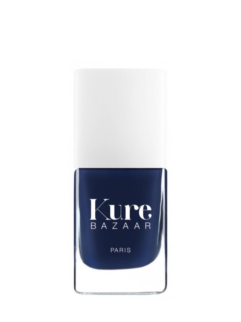 KURE BAZAAR Nail Lacquer in Navy 10ml