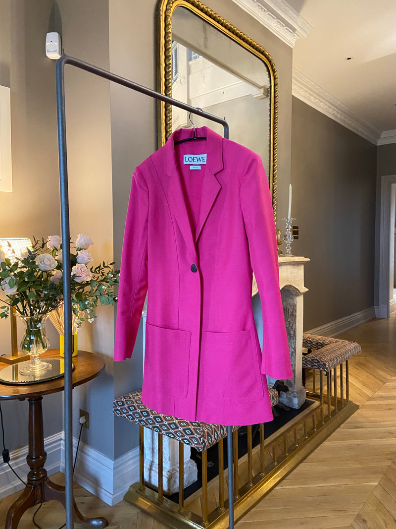 CATE BLANCHETT PRE-OWNED LOEWE JACKET SOLD