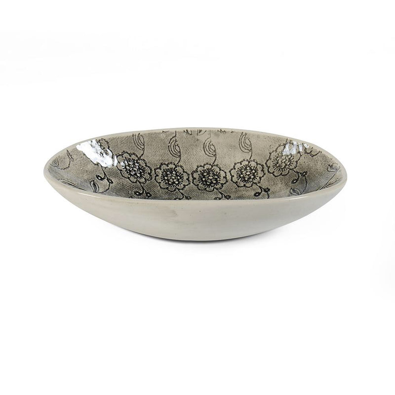 WONKI WARE Etosha in Mixed Lace Charcoal - STIL Lifestyle