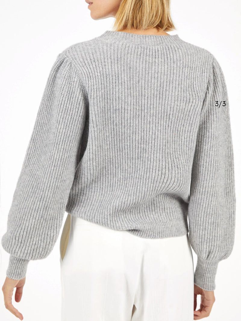 MASSCOB Marina Sweater in Grey