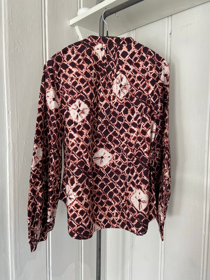 ULLA JOHNSON Melati Blouse - EU 36 RRP £295 Sold Out