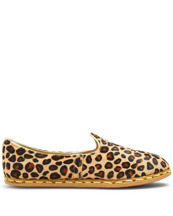 STIL LIFESTYLE Travel Shoes in Javan Leopard
