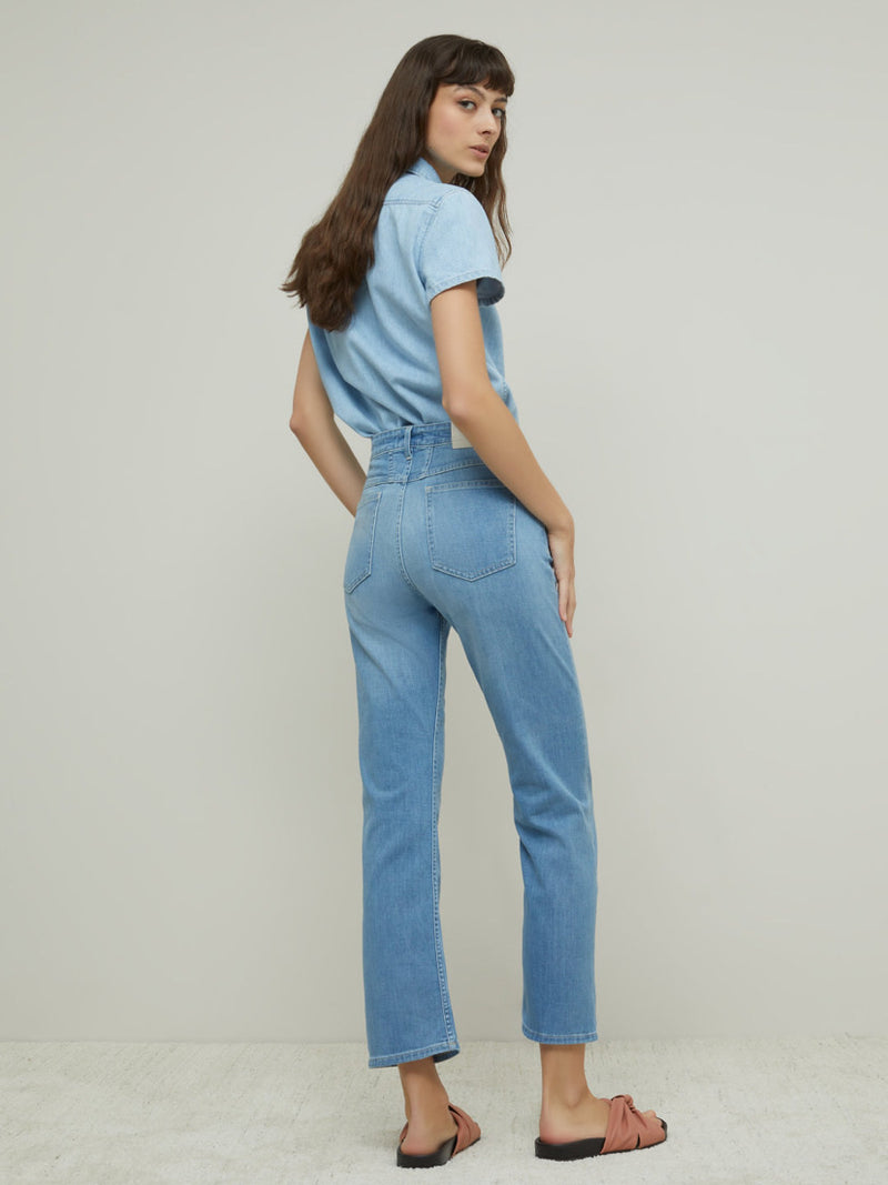 CLOSED BAYLIN ORGANIC SOFT-STRETCH JEANS