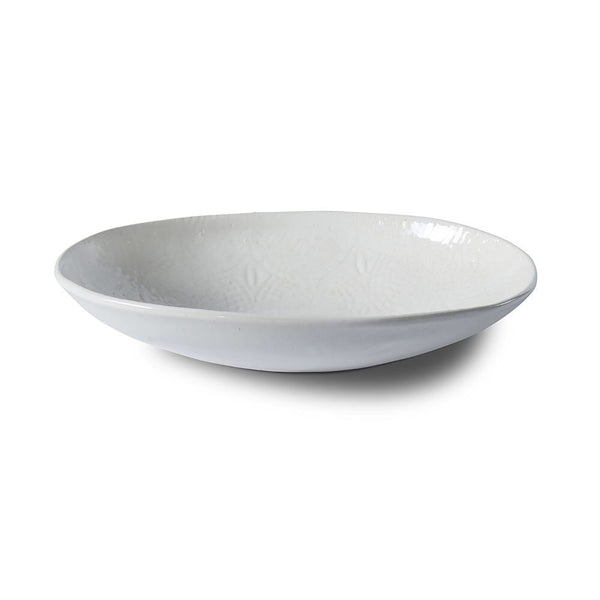 WONKY WARE Etosha Bowl in White Lace - STIL Lifestyle