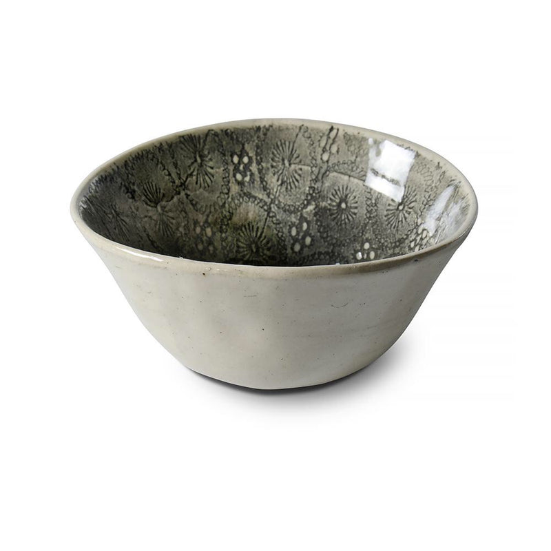 WONKI WARE Ramekin in Mixed Lace Charcoal - STIL Lifestyle