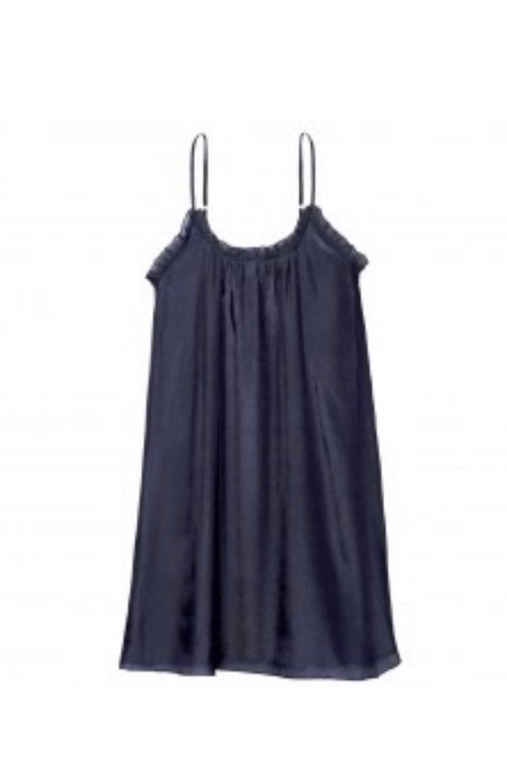 GERMAINE DES PRES Hortense Nightie in Midnight