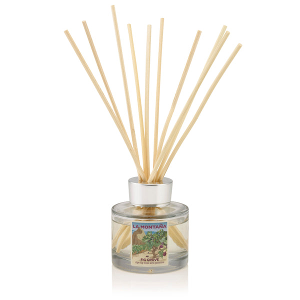 LA MONTANA Fig Grove Reed Diffuser 120ml