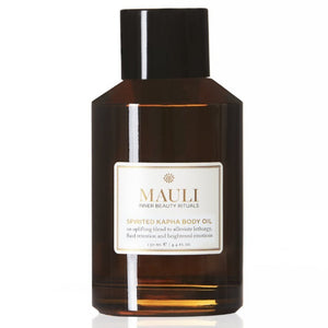 MAULI RITUALS  Spirited Kapha Body Oil 130ml - STIL Lifestyle