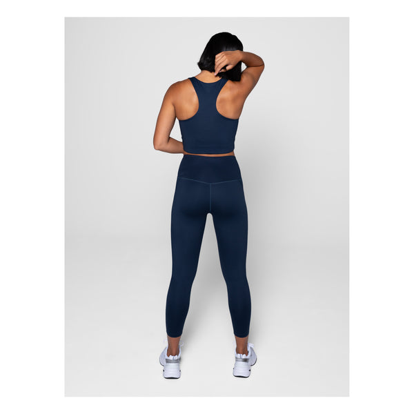 GIRLFRIEND COLLECTIVE Compression Stretch Leggings in Midnight