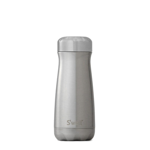 S'WELL Traveller Bottle in Silver Lining 16oz