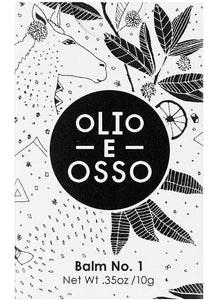 OLIO E OSSO No.1 - The Clear Balm 10g - STIL Lifestyle