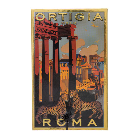 ORTIGIA Roma City Soap Set 3 x 40g