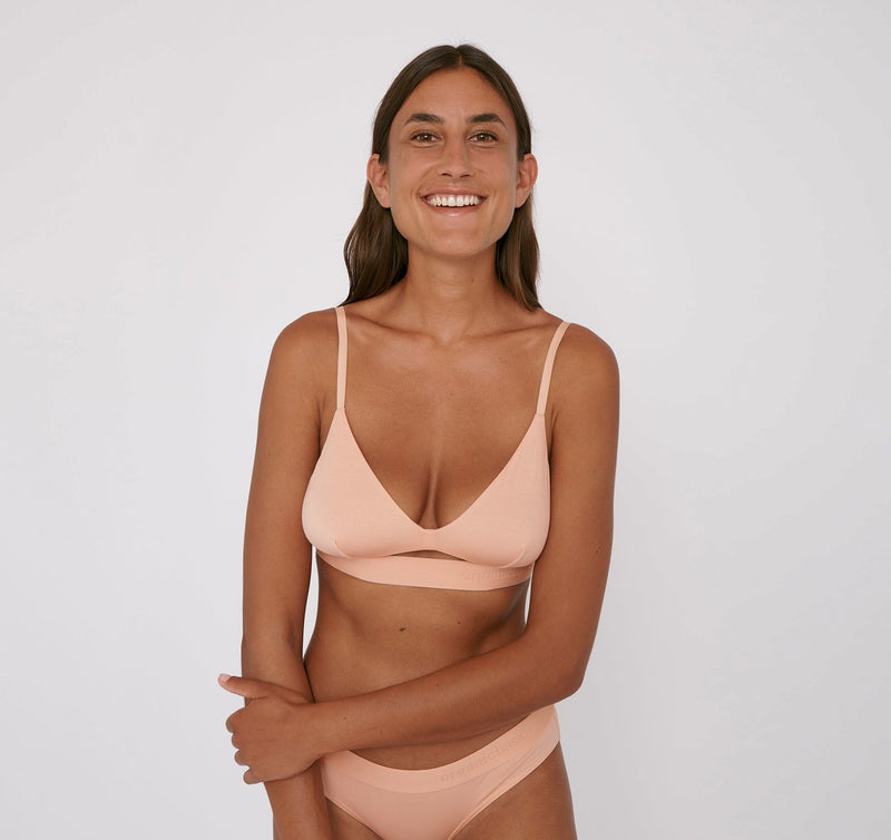 ORGANIC BASICS Tencel Lite Briefs 2-Pack in Dusty Rose