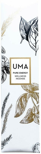 UMA OILS Pure Energy Wellness Incense