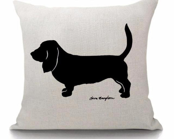 HUND Cushion Cover Collection